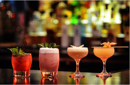 Origin of the Word Cocktail