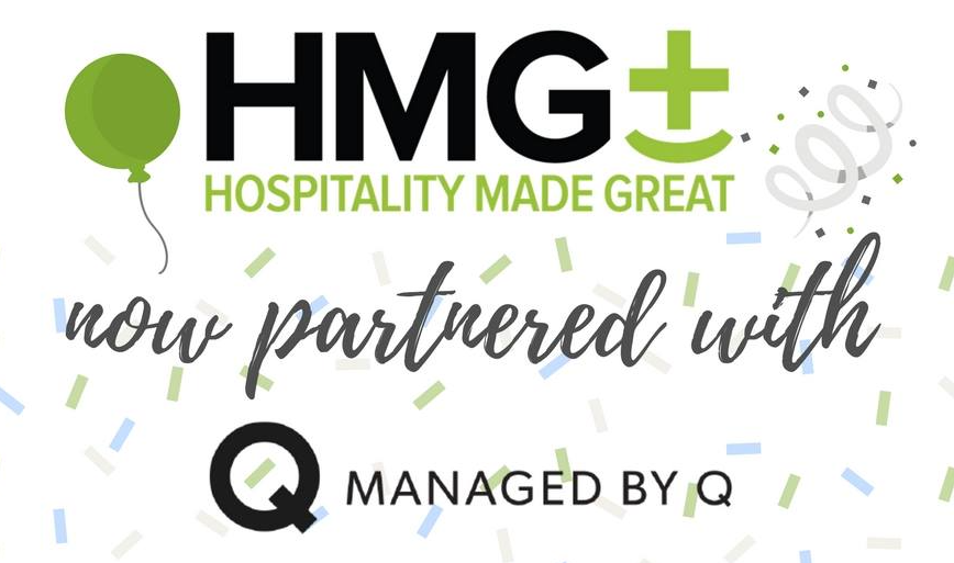 HMG+ Partners with Managed by Q!