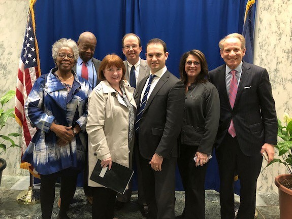 HMG+ Attends Lobby Day in Albany, New York