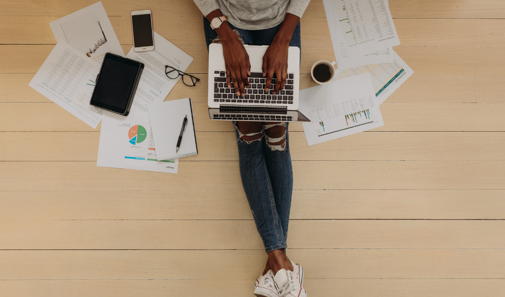 3 Ways to Introduce Wellness Into Your (at home) Workspace