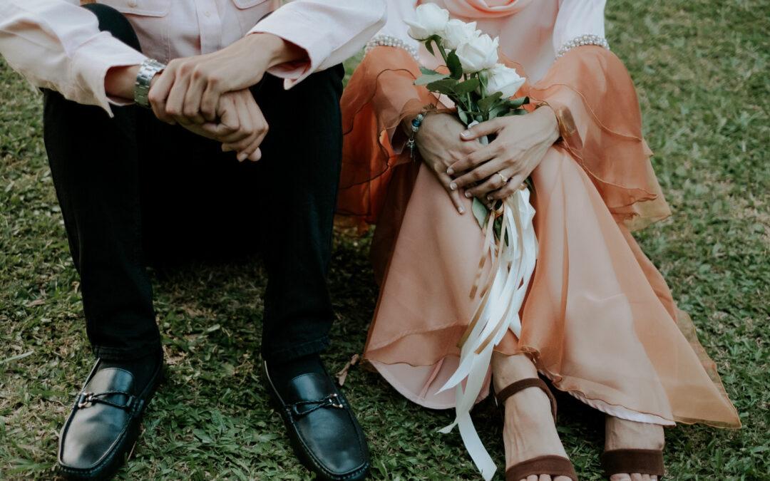 Married in the Backyard?