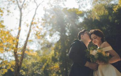 Making Memories: An Unorthodox Wedding