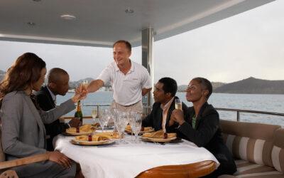Hospitality Above Deck